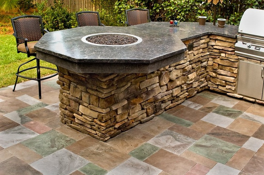 How To Design An Outdoor Kitchen outdoor patio kitchen ideas dalton ga chattanooga tn - callaway