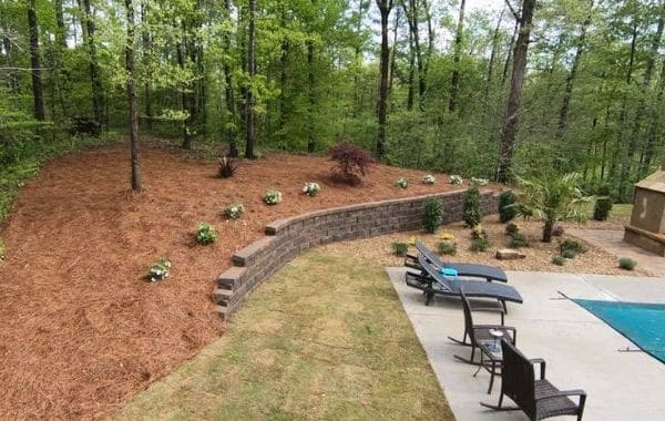 After Landscape Makeover