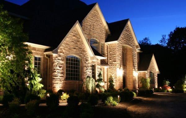 Callaway Outdoor Landscape Lighting Install