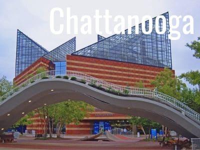 Tennessee Aquarium Chattanooga TN