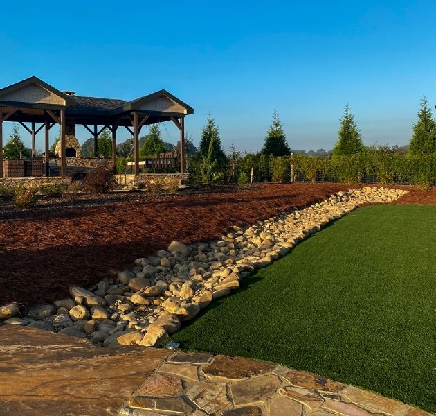 Cherokee County GA Landscape Design