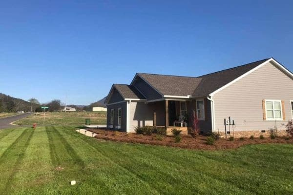 Cleveland TN Property Maintained by Callaway Outdoor