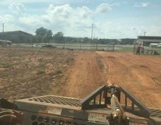 Callaway Outdoor Conditioning a Baseball Field