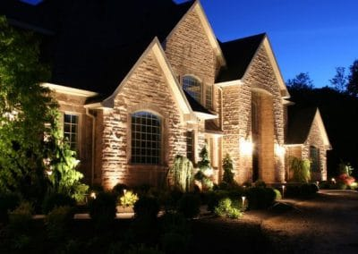 Landscape Lighting Contractor