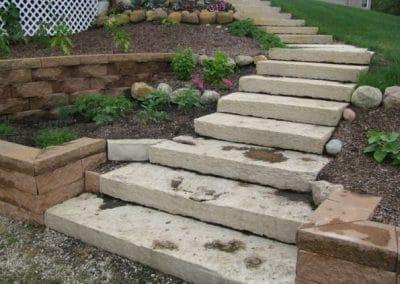 Landscaping Tread Installer