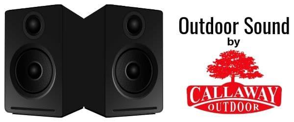 Outdoor Audio by Callaway Outdoor