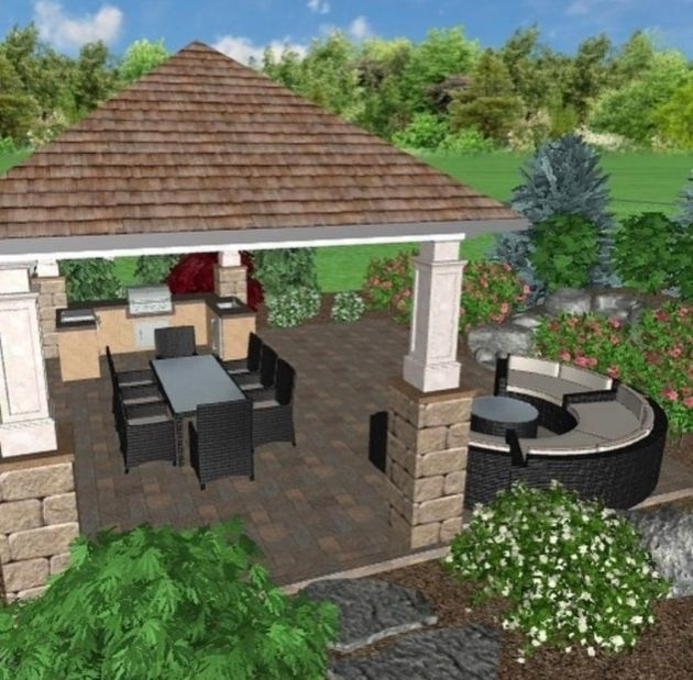 Outdoor Living Space Designer