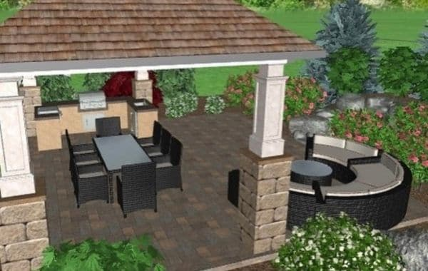 Pergola Design by Callaway Outdoor